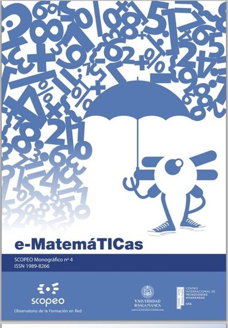 SCOPEO Monográfico: e-matemáTICas - RedDOLAC - Red de Docentes de América Latina y del Caribe - | En Matemáticas | Scoop.it