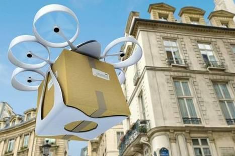 Drones de livraison: bientôt une réalité? | LINKSWITCH | Scoop.it