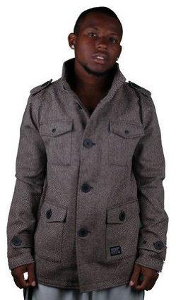 –>   KR3W Manchester Jacket – Mens Brown Herringbone, XXL KR3W Brown   Discount Jackets Coats for Men   Scoop.it