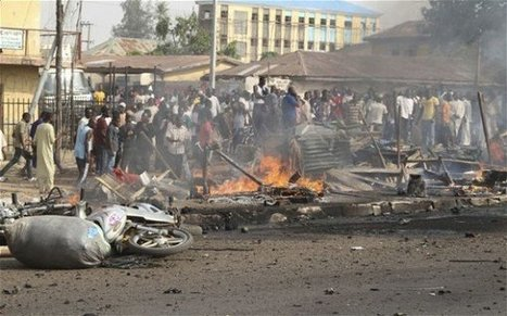 #BREAKING 'Scores of people are feared killed after an explosion ripped through a crowded motor park in Gombe town, Nigeria residents have said' | News You Can Use - NO PINKSLIME | Scoop.it