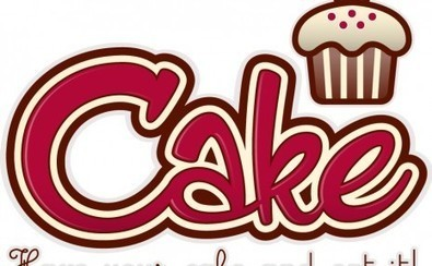 30 Yummilicious Cake Logo Designs | Beautiful and creative logos | Scoop.it