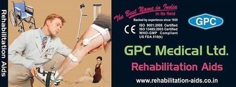 Rehabilitation Aids, Orthotics Manufacturer & Supplier from India | Orthopedic Rehabilitation Products | Orthopedic Soft Goods | Braces & Supports | Scoop.it
