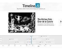 3 outils en ligne pour creer des frises chronologiques | Gestire dati e informazioni | Scoop.it
