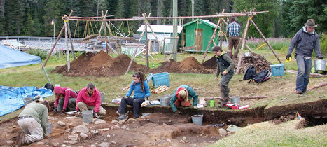 Excavating a Lake Babine Nation longhouse : Past Horizons Archaeology | Archaeology News | Scoop.it