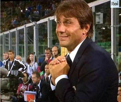 Italia-Bulgaria, le parodie sulla faccia di Conte durante il rigore di De ... - La Repubblica | fotomontaggi | Scoop.it