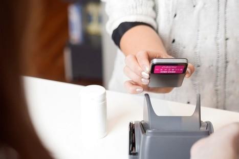 Un autocollant pour payer sans contact | Veille sectorielle | Scoop.it