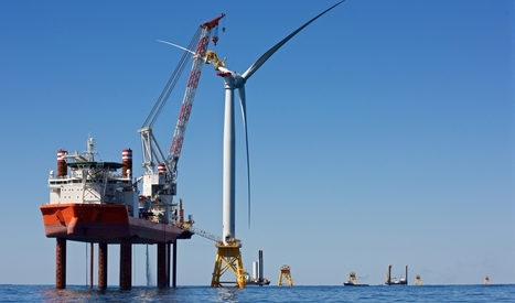 The US gets its first offshore wind farm, with a lot of help from Europe | Sustainability Science | Scoop.it