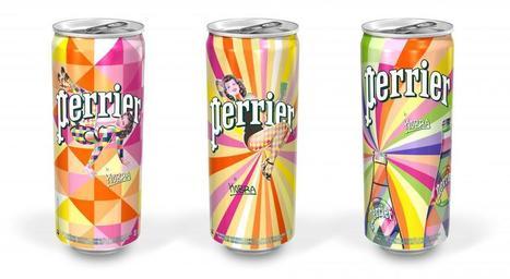 La bouteille Perrier au coeur du street-art   Advertising trends   Scoop.it