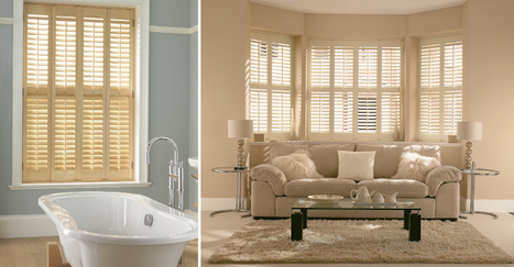 London window shutters & blinds, plantation shutters, UK | FantasyLogic | Scoop.it