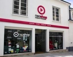 Neoshop : des boutiques de produits de startups sur Laval et ailleurs – Startups Pays de la Loire | Les news de Laval Mayenne Technopole | Scoop.it