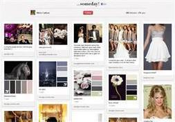 Planning a wedding before the proposal? Let Pinterest help | Everything Pinterest | Scoop.it