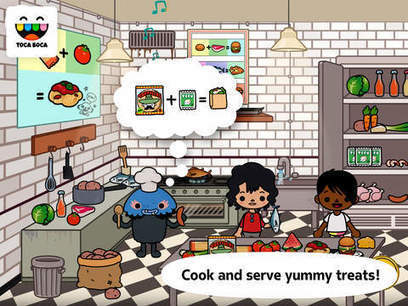 Toca Life: Town - Top Fun Creative Toy App for Kids by Toca Boca - Fun Educational Apps for Kids   Daily Free Kids Apps   Scoop.it