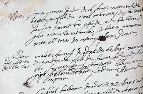 The open collections of Biblioteca de Catalunya - Pro Blog | Libraries & Archives 101 | Scoop.it