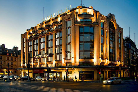 LVMH to Remake La Samaritaine Into New Paris Shopping Hotspot for Chinese Tourists « Red Luxury | Shopping Tourism | Scoop.it