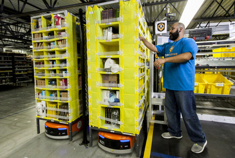 These Cool Robots Are Processing Your AmazonOrders   Robolution Capital   Scoop.it