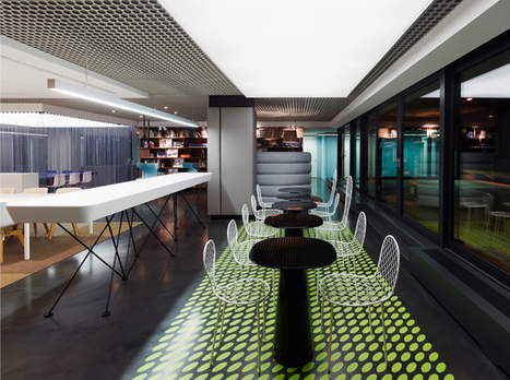 How Does Office Design Impact Workplace Productivity?   Creative Workplace Design   Scoop.it