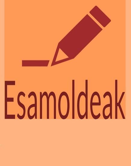 Esamoldeapp | A eredurako materialak | Scoop.it