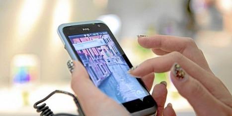 Application et smartphone, le couple gagnant du marché mobile | Be Marketing 3.0 | Scoop.it