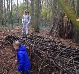 Niet wandelen, maar spelen! - Basis Ultieme Website | Kinderen en de natuur | Scoop.it