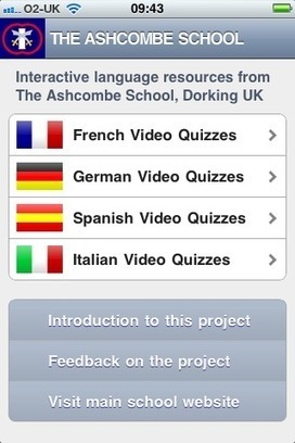 MFL students' resources for students | Technology and language learning | Scoop.it