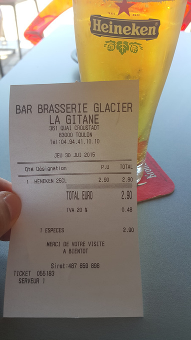 Une bière en été...(document authentique)   TICE et langues   Scoop.it