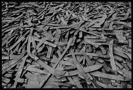 macheties that were used to slaghter tutsies   alistair's the Rawanda geniside   Scoop.it