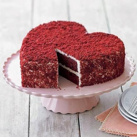 5 Irresistible Christmas Cake Ideas! | Desserts | Scoop.it