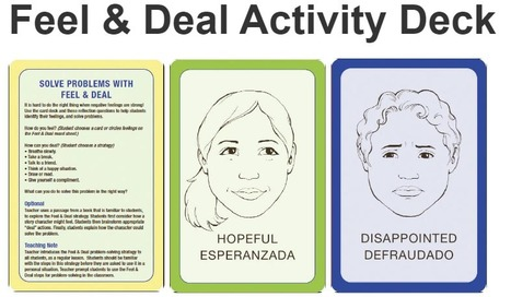 Feel & Deal Activity Deck contains over 35 engaging activities to build emotional awareness, expression, | Teaching Empathy | Scoop.it