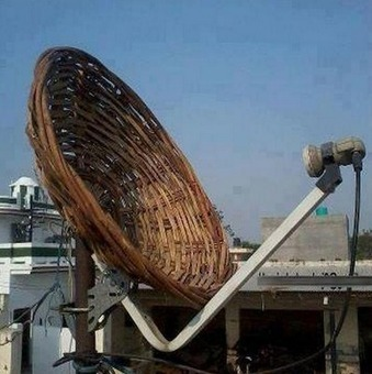 How To Manage A Dish TV | Funny Pic And Wallpapers | Scoop.it