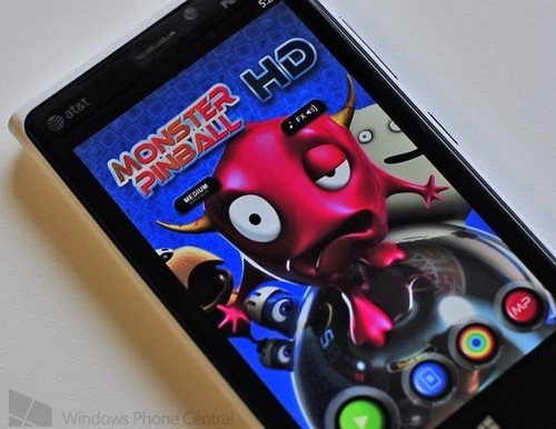 Monster Pinball HD comes to Windows Phone