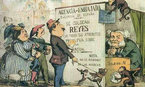 El sistema de partidos en la España liberal | Enseñar Geografía e Historia en Secundaria | Scoop.it