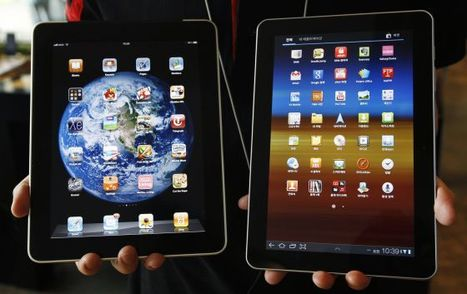 Galaxy Tab no es una copia de iPad | Patentes y biotecnología | Scoop.it