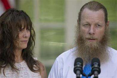 """Parents of Army Deserter Bowe Bergdahl """"Really Hurt"""" By Backlash Against Traitor Son's Gitmo Exchange…   What in the world is going on ?   Scoop.it"""