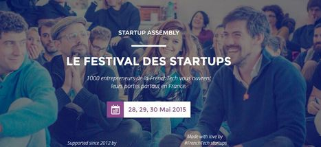 Startup Assembly | entrepreneurship - collective creativity | Scoop.it