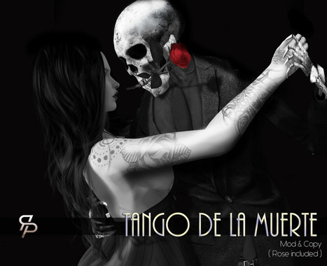Tango de la Muerte   亗 Second Life Freebies Addiction & More 亗   Scoop.it