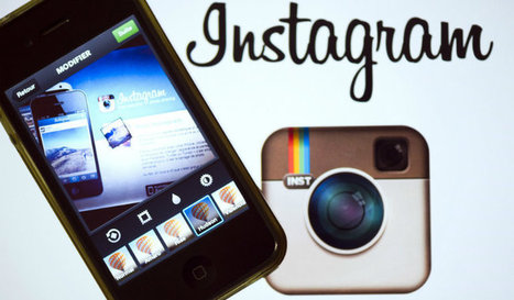 At Instagram, it's no longer hip to be square - Marketplace.org | PHOTOS ON THE GO | Scoop.it