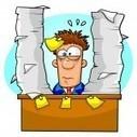 Reduce paper clutter - Go Forward Downsize | Organized Office | Scoop.it