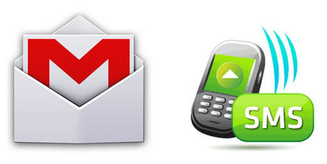 Gmail : Recevez des SMS de notification gratuitement | Time to Learn | Scoop.it