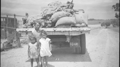 Goomalling Yarns: rare photographs capture life on an Aboriginal reserve | ABC (Australie) | Kiosque du monde : Océanie | Scoop.it