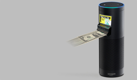 Amazon announced a new device called Echo   A Rich Selection Of The Latest News www.canbeweird.com   Scoop.it