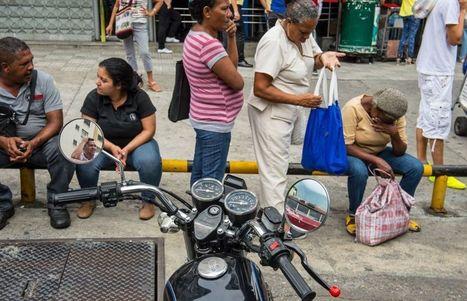Un drame humanitaire guette le Venezuela | Venezuela | Scoop.it