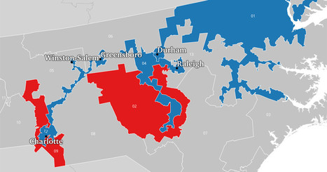Gerrymandering Is Even More Infuriating When You Can Actually See It | Southmoore AP Human Geography | Scoop.it