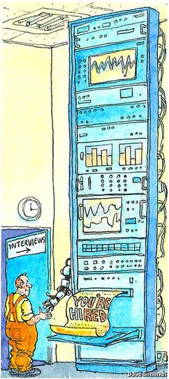 Robot recruiters | HR Analytics and Big Data @ Work | Scoop.it