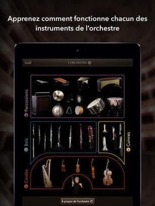 L'Orchestre : découvrir la musique philharmonique avec les yeux et les oreilles (iPad) | DeclicKids | -thécaires | Espace jeunesse | Scoop.it