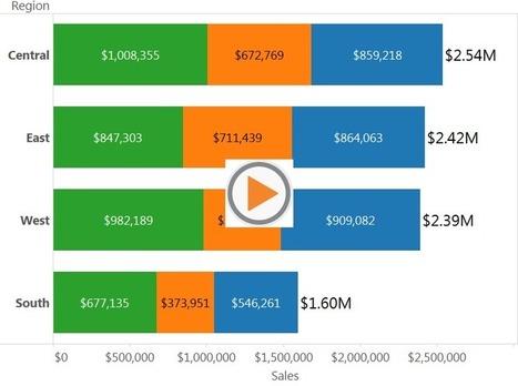 The Vizioneer Blog: Tableau Tricks | Nonprofit Data Visualization | Scoop.it