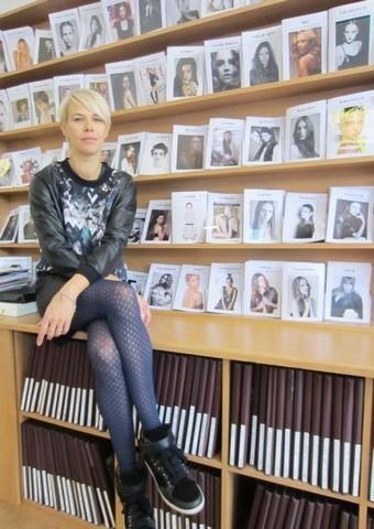 3 questions à Carine Caillieret, co-fondatrice de l'agence de mannequins IMM International   Mode   Scoop.it