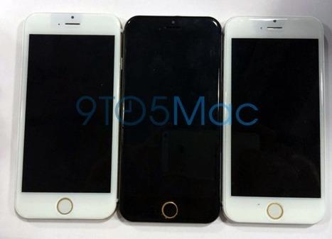 Lộ diện hình ảnh iPhone 6 màu vàng champagne | iPhone Giá Rẻ - iPhone VinaPhone | Game Mobile | Scoop.it