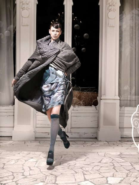 Malloni Autumn Winter 2012 2013 Collection | Le Marche & Fashion | Scoop.it