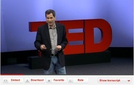 5 Great under 6 minutes TED Talks for Teachers ~ Educational Technology and Mobile Learning | ipads in education | Scoop.it