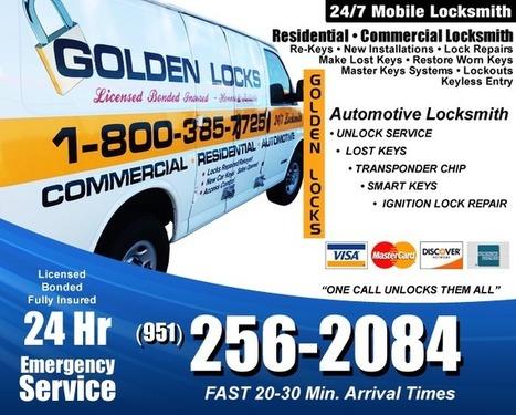 Locksmith Corona CA offers high quality service to its clients   Auto locksmith corona ca   Scoop.it